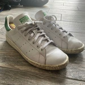 Adidas Stan Smith Boost used size 9.5